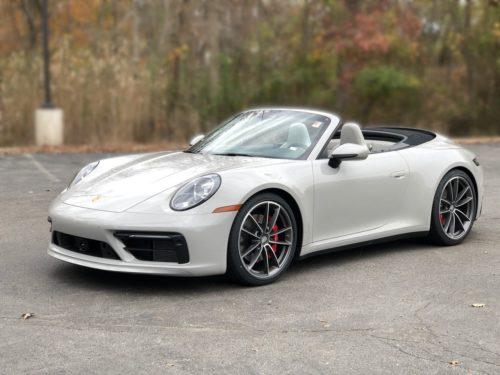 2020 Porsche 911 Carrera 4S Cabriolet review