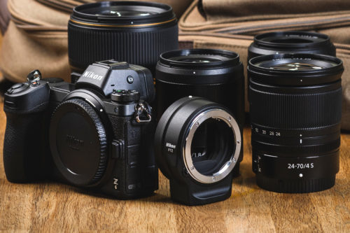These are the best lenses for Nikon DSLR portrait shooters