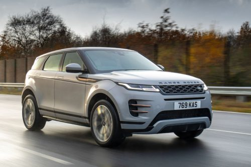 2020 Range Rover Evoque P300e plug-in hybrid revealed: price, specs and release date