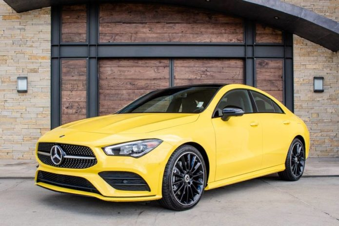 2020 Mercedes-Benz CLA250 review