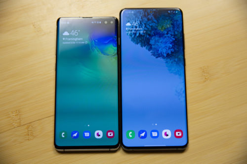Samsung brings Galaxy S20 features to the S10 and Note 10 in the U.S. as sales slump