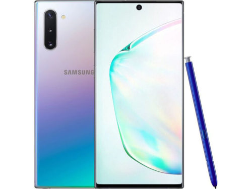 One UI 2.1 update for the Samsung Galaxy Note 10 and Galaxy S10 adds 120 HZ refresh rate and re-enables NavStar, but there's a catch