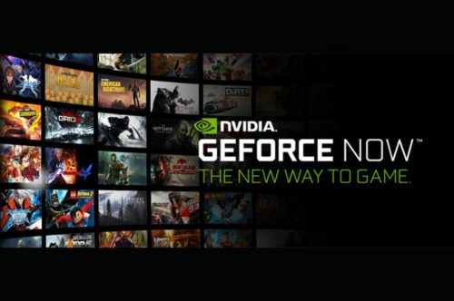 Nvidia GeForce Now: New games to arrive every week