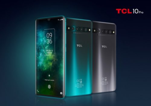 TCL 10L, 10 Pro, 10 5G now official