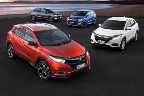 Honda HR-V and Jazz score Apple CarPlay, Android Auto