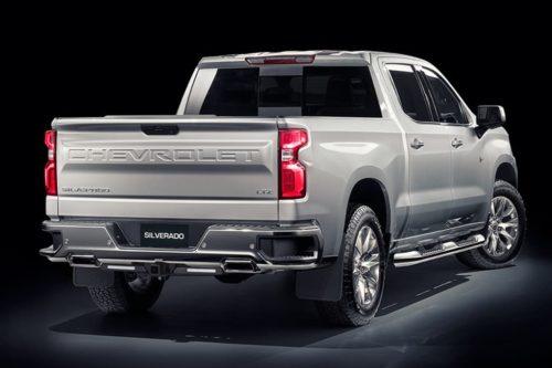 Chevrolet Silverado 1500 priced