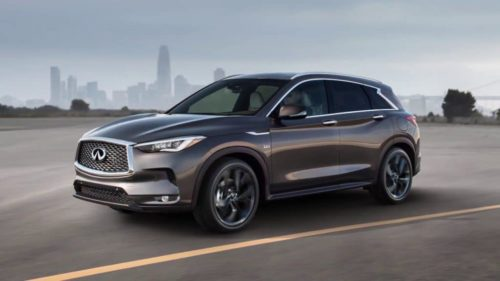 2020 Infiniti QX50 review