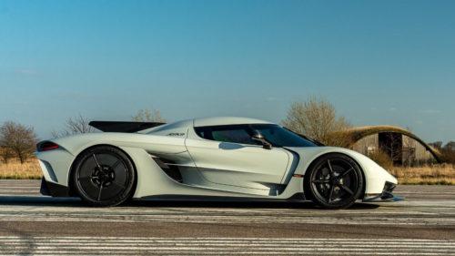 Is Koenigsegg Jesko Absolut the fastest car in the world?