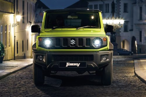 New Suzuki Jimny five-door could come to Oz