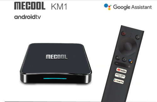 Mecool KM1 Tv Box Review: Comes with S905X3 ATV 4GB RAM 32GB ROM Android 9.0