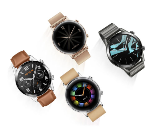 HUAWEI Watch GT2e VS Watch GT2: What's The Difference Between Them?