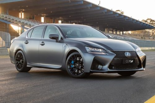 Lexus GS sedan to be killed off