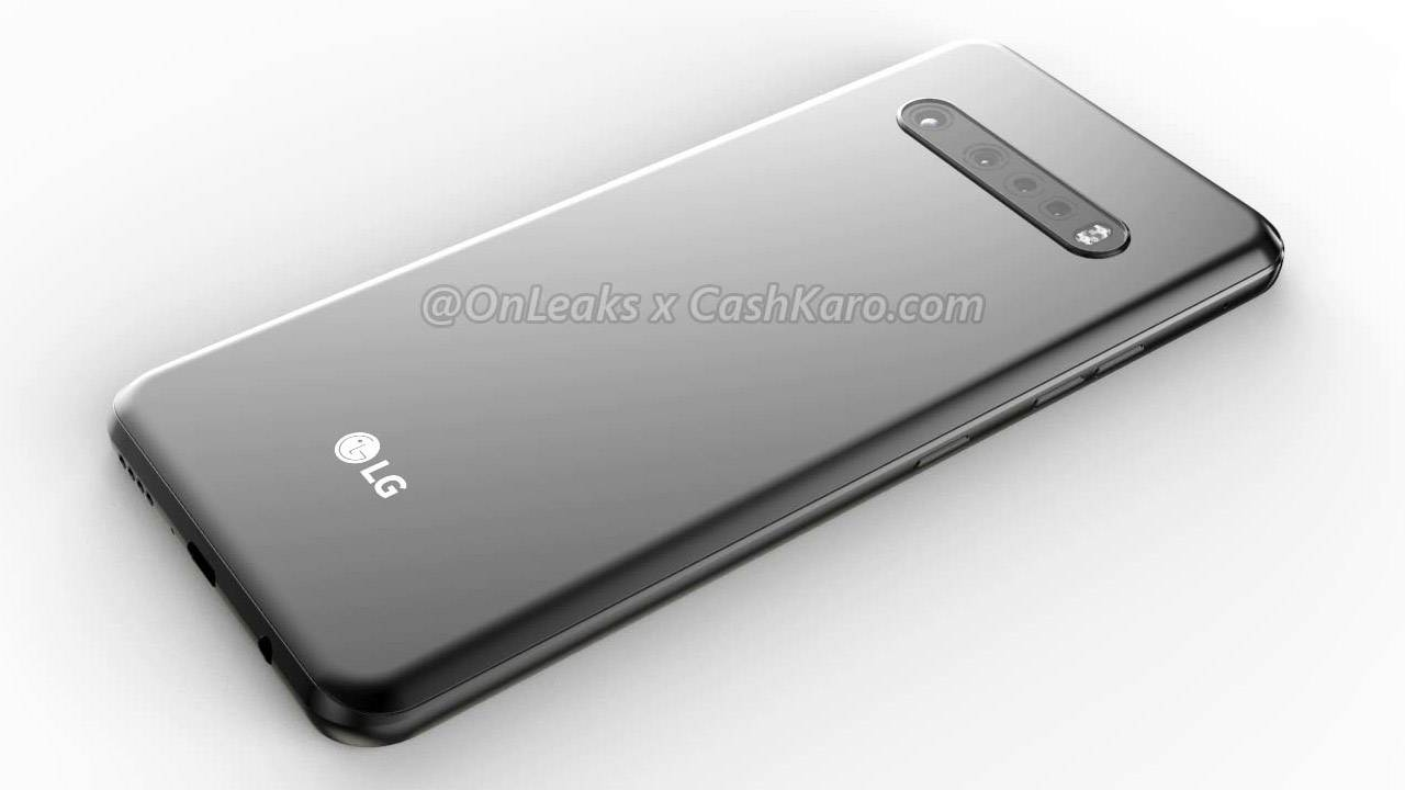 LG G9 or its replacement could be announced in May