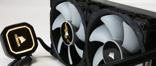 Corsair H100i RGB PRO XT Review: Business as Usual