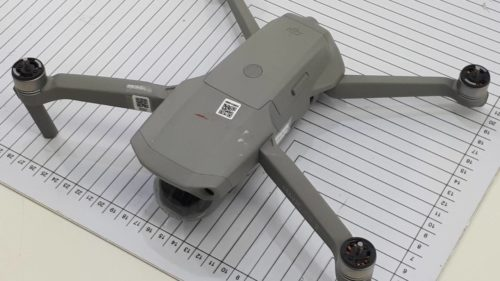 DJI Mavic Air 2 leak spills all the beans