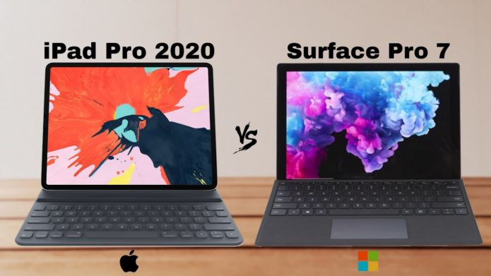 iPad Pro 2020 vs Surface Pro 7: Which should you buy?