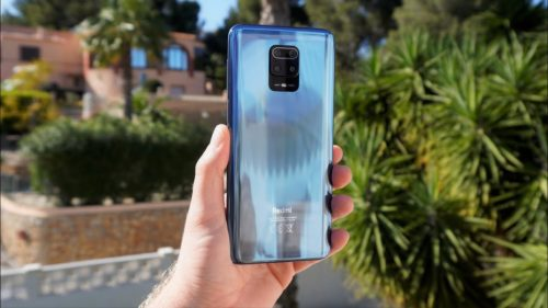 Redmi Note 9S in for review