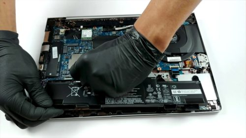 Inside HP EliteBook 745 G6 – disassembly and upgrade options