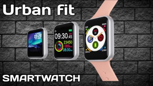 Inbase Urban Fit review: This Apple Watch lookalike is decent for its price