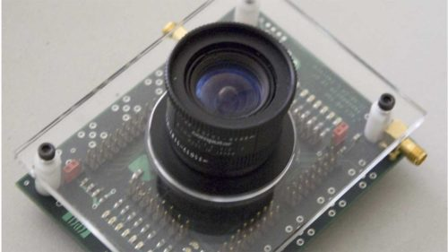EPFL Researchers and Canon have created a camera that can image a photon