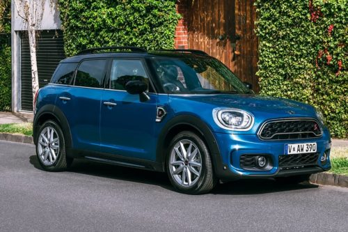 MINI Countryman Stafford Edition released