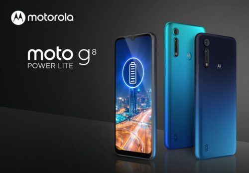 Motorola G8 Power Lite: Triple camera and a massive battery on the cheap