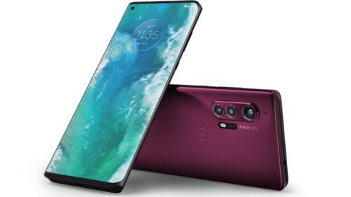 Motorola Edge+ enters flagship fight: 5G, 108-megapixels and a huge battery