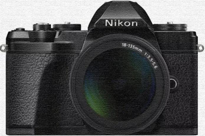 Nikon N1933 Code Could be the Z70 DX Mirrorless Camera