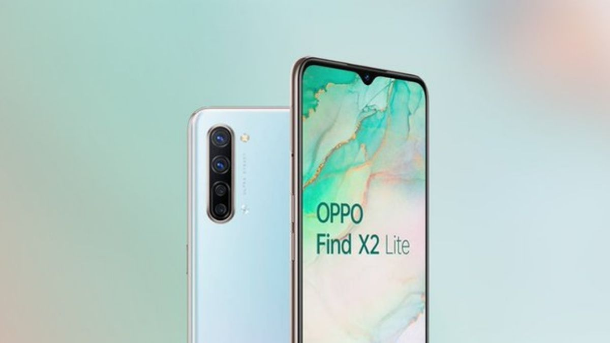OPPO Find X2 Lite now official