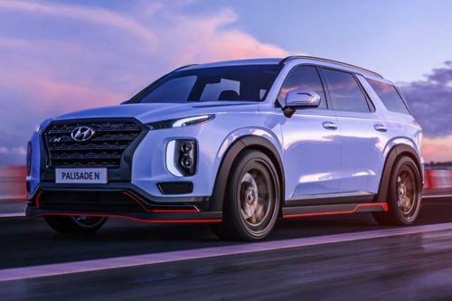 Hyundai Palisade N revealed