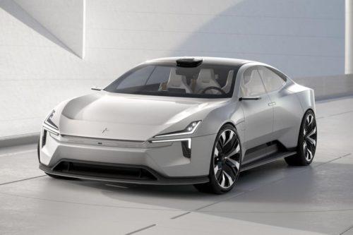 2022 Polestar 3 will be based on Precept concept