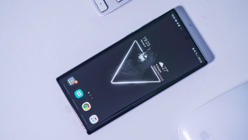 OneUI 2.1 update arrives on Samsung Galaxy Note 10