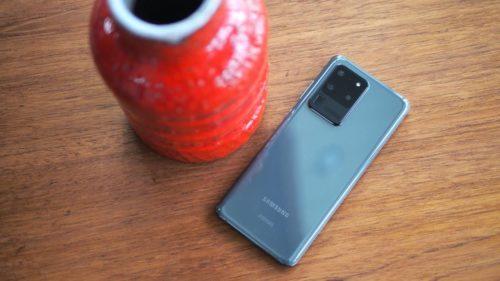 Samsung 600MP camera sensor to rival human eye, but why?