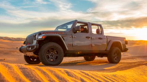 2020 Jeep Gladiator Mojave review: Desert runner