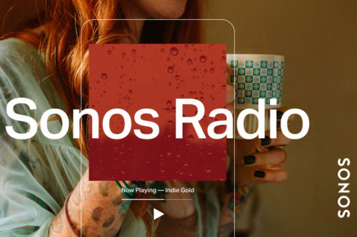 All-new Sonos Radio brings free music to Sonos customers