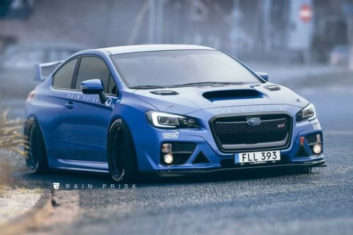 Subaru WRX to bow out with special editions
