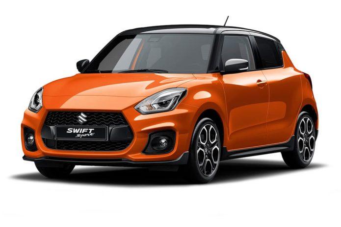 Updated Suzuki Swift Sport on the way