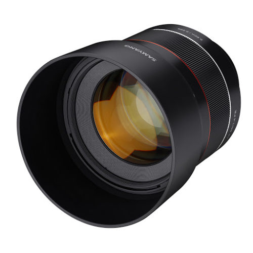 Rokinon 85mm F1.4 AF Sony E Review