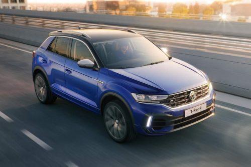 Fast plug-in hybrid Volkswagen T-Roc GTE on way