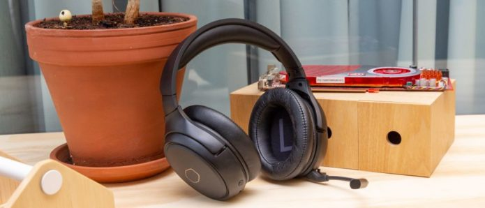 Cooler Master MH670 Gaming Headset Review: Wireless or Wired, Always Tasteful