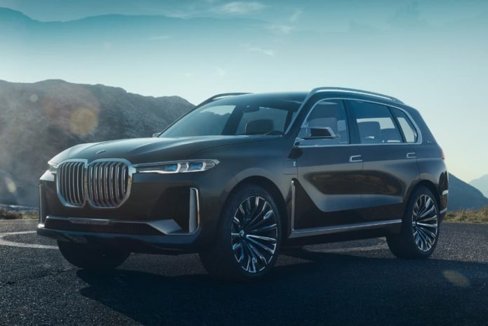 BMW X8 M patent suggests flagship M car will be SUV