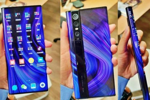 Xiaomi Mi MIX 2020 Exposure With 2K Screen and a Quad-Camera Setup