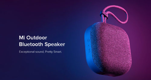 Mi Outdoor Bluetooth Speaker Review: Small, Splendid and Smart