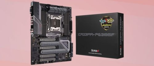 Supermicro C9X299-PG300F Review: a Workstation Board for Gamers