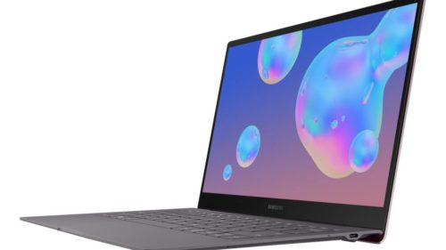 Galaxy Book S laptop will ditch ARM processor for Intel