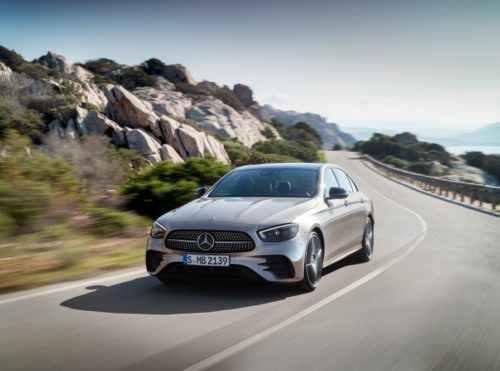 2021 Mercedes-Benz E-Class features new tech and mild-hybrid powertrains