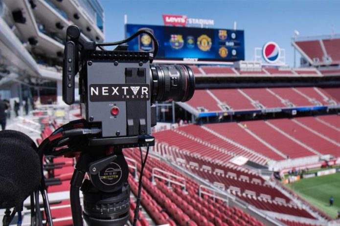 Apple's new toy could help us watch sport 'inside' stadiums again