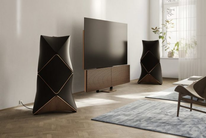 Bang and Olufsen and LG team up for 88-inch 8K OLED TV