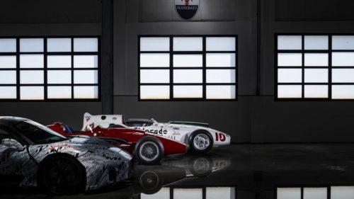Maserati MC20 pays homage to Sir Stirling Moss