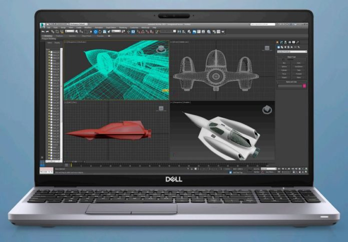New Dell Precision 3550 & 3551: Last Precision laptops standing with a pointing-stick